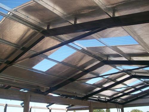 tinglados techos galpones