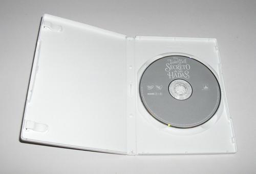 tinker bell el secreto de las hadas ( disney ) dvd original
