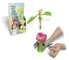 tinkerbell que vuela campanita bunny toys