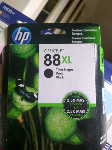 tinta 88xl hp , con envio gratis