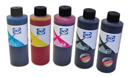 tinta alemana ocp p canon 6810 7210 4810 4910 6510 5x250gr