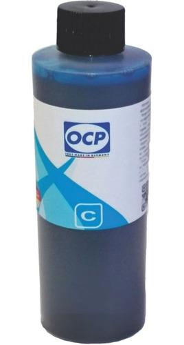 tinta alemana ocp para plotter hp t130 t530 t120 t520 4x250ml