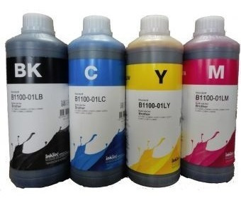 tinta alternativa para canon g2100  -pack 4 botellas 1/4 lts