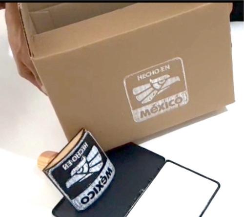 tinta blanca para sellos de goma 500ml. sella papel cartón