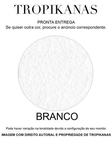 tinta branca para couro legítimo e sintético corino 250ml