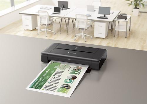 tinta canon impresora chorro