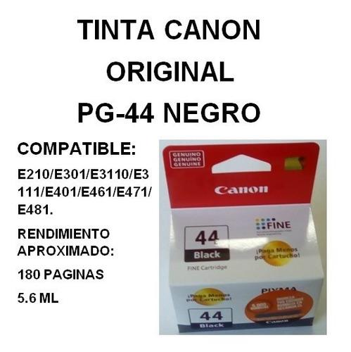 tinta canon original