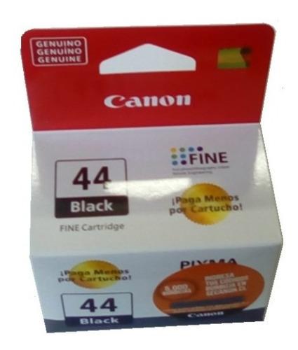 tinta canon original pg-44 negro