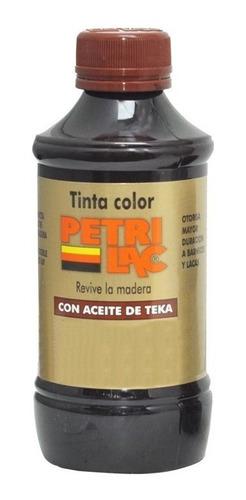 tinta color petrilac x 240cc