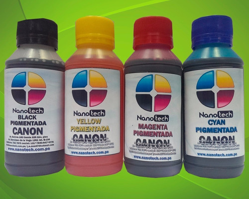 tinta compatble de litro para canon g2100 / g3100 / g4100