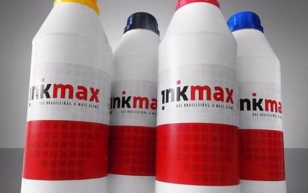tinta corante uv para epson 100ml inkmax