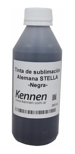 tinta de sublimación alemanas stella ocp para epson 4x250ml
