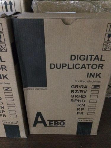 tinta duplicadora riso gr/ra