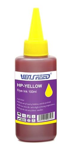 tinta dye para hp 100 ml los 4 colores cada uno