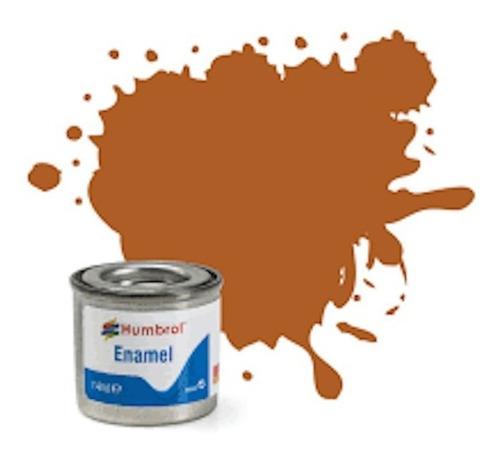 tinta enamel bronze metallic 55 14ml humbrol