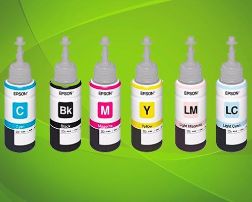 tinta  epson  100% original para l800 l805 l850 l1800