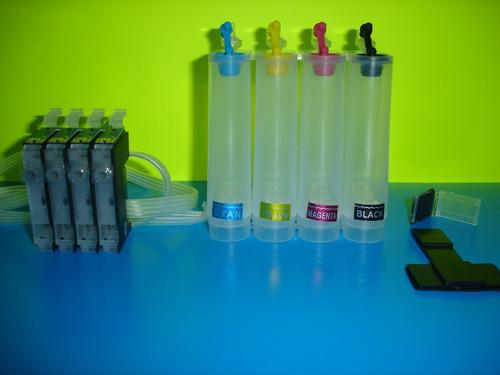 tinta epson dey para sus cartuchos y sistemas de tinta