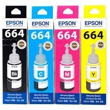 tinta epson original  t664 l200 l220 l355 l455 l555 l575