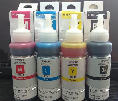 tinta epson serie l200/300/400/500 y sistemas continuos