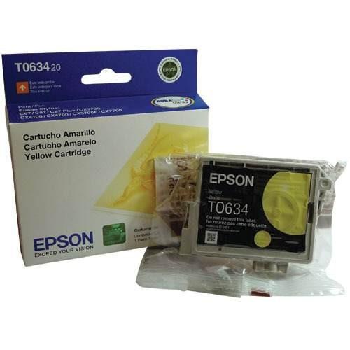 tinta epson t063420 amarillo (gadroves)