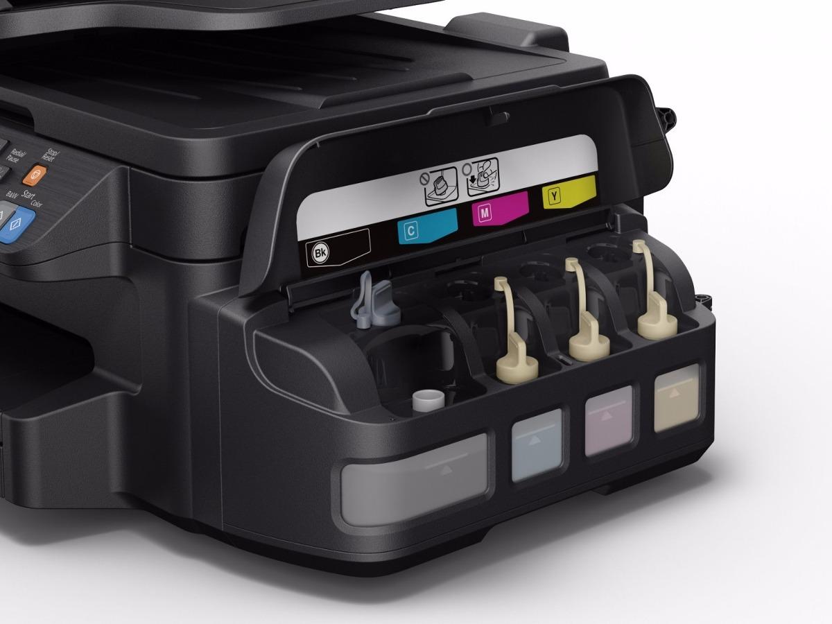Tinta Epson T774120 Original L605 L1455 Et 4550 Et 16500