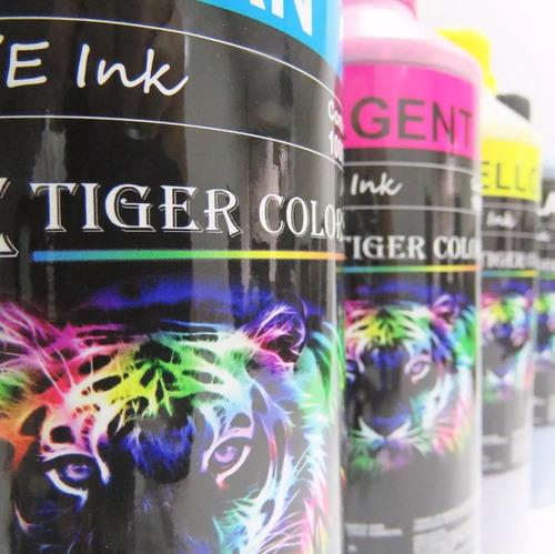 tinta formulada  cyan / azul epson x 1000