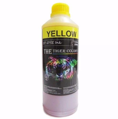 tinta formulada  yellow / amarillo epson x 1000 ml