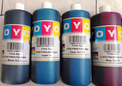 tinta generica epson