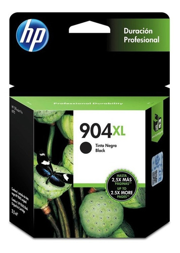 tinta hp t6m16al - 904xl negro officejet pro 6970 21.5ml