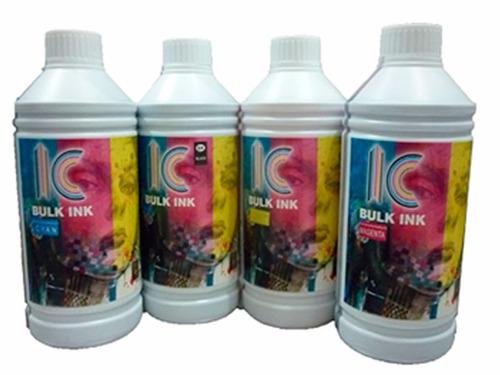 tinta impresora epson hp canon fotografica formulada x litro