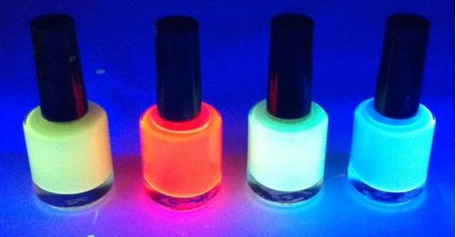 tinta invisible esmalte fluorescente repelente al agua mn4