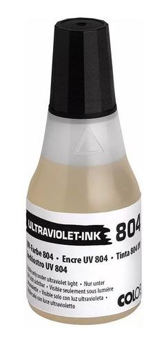 tinta invisible tinta uv. 50ml sellos de goma envío gratis