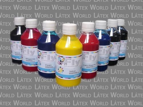 tinta látex 4 x 270 ml r$380.00 original worldjetmachine