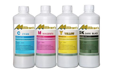 tinta litro sublimacion ploter epson 11 colores con iva