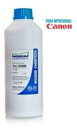 tinta moorim canon g3111 g3100 g4100 g2100 1100 dye 4x 250ml