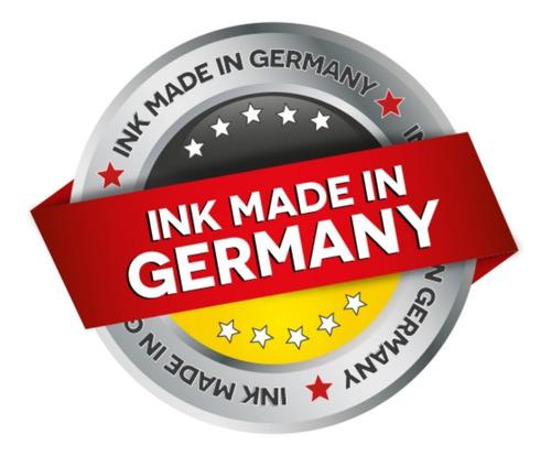 tinta ocp alemana para hp 5525 b210 b209 7500 4625 4x100ml