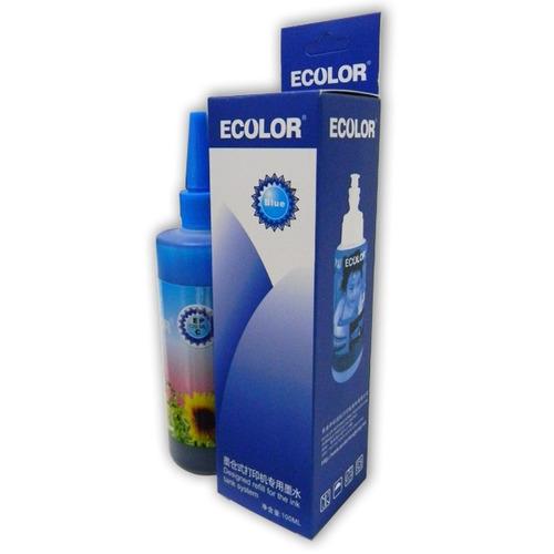 tinta original ecolor impresora epson tx105 tx115 cx5600 t50