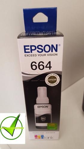 tinta original epson impresoras l355-l200-l350-l210-l555