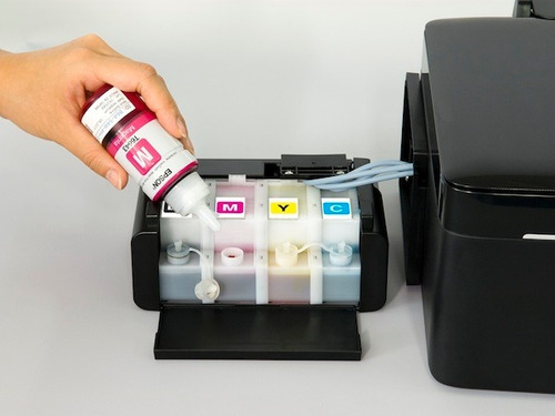 tinta original para epson l110, l200, l210, l350, l355, l555
