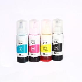 Tinta Original T544 Para Impresora Epson L3110 L3150 65ml