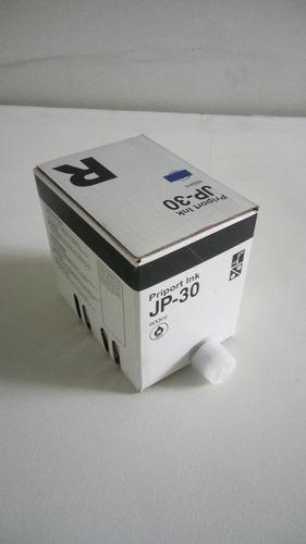 tinta para copyprinter color azul jp-30