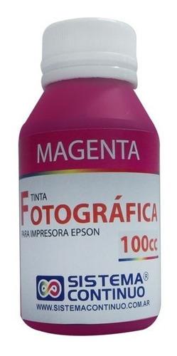 tinta para epson m105 l380 l395 l4150 l575 x 100cc