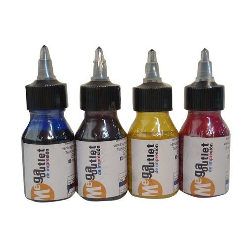 tinta para  hp tanque de tinta (60 ml) x 4 botellas