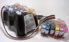 tinta para hp/canon / tinta para epson interprint 100 ml