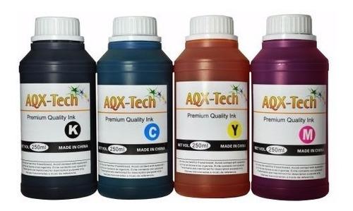 tinta para impresoras canon x400ml g2100 g3100 4910 4810 aqx