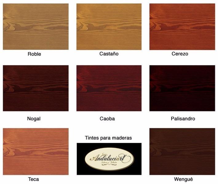 Tinta para madera multilac caoba nogal saman cerezo - Color nogal en madera ...