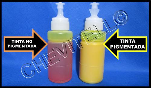 tinta para propalcote transfer pigmentada durabrite epson