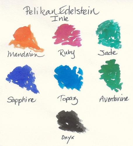 tinta pluma fuente pelikan edelstein - 50 ml - smoky quartz