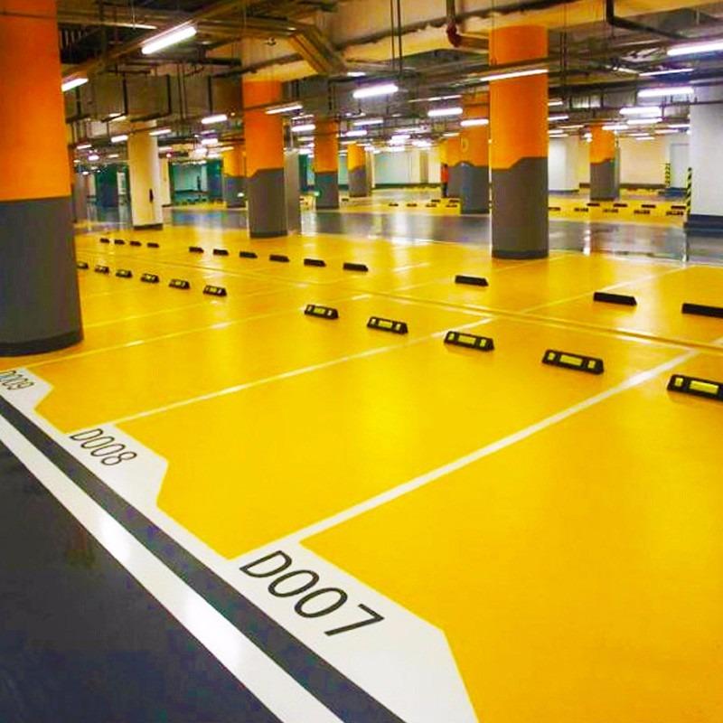 Tinta poliuretano p pisos quadras autocenter for Garage jm auto audincourt