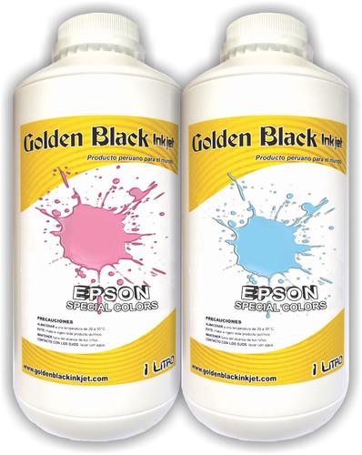 tinta por litro para epson con sistema continuo original